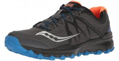 The Saucony Caliber TR provides a reliable, comfortable trail shoe for runners.
