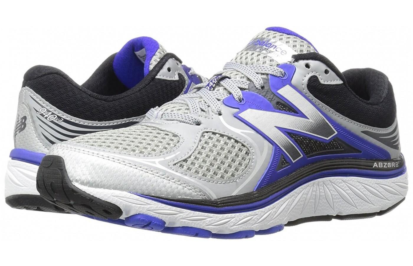 The New Balance 940V3 is said to be one of the most comfortable running shoe on the market.
