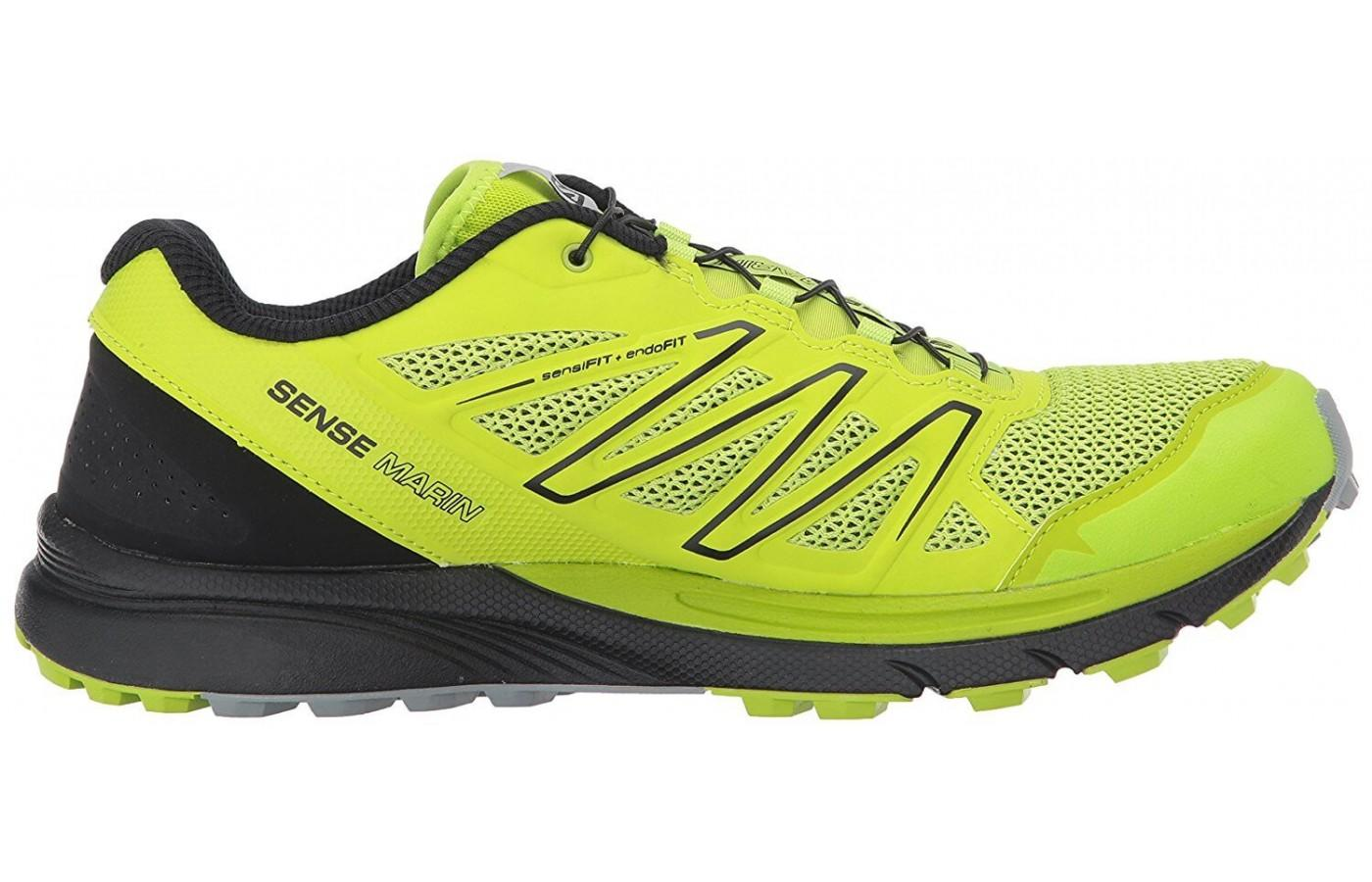 This shoe comes in a vibrant of vibrant color combinations
