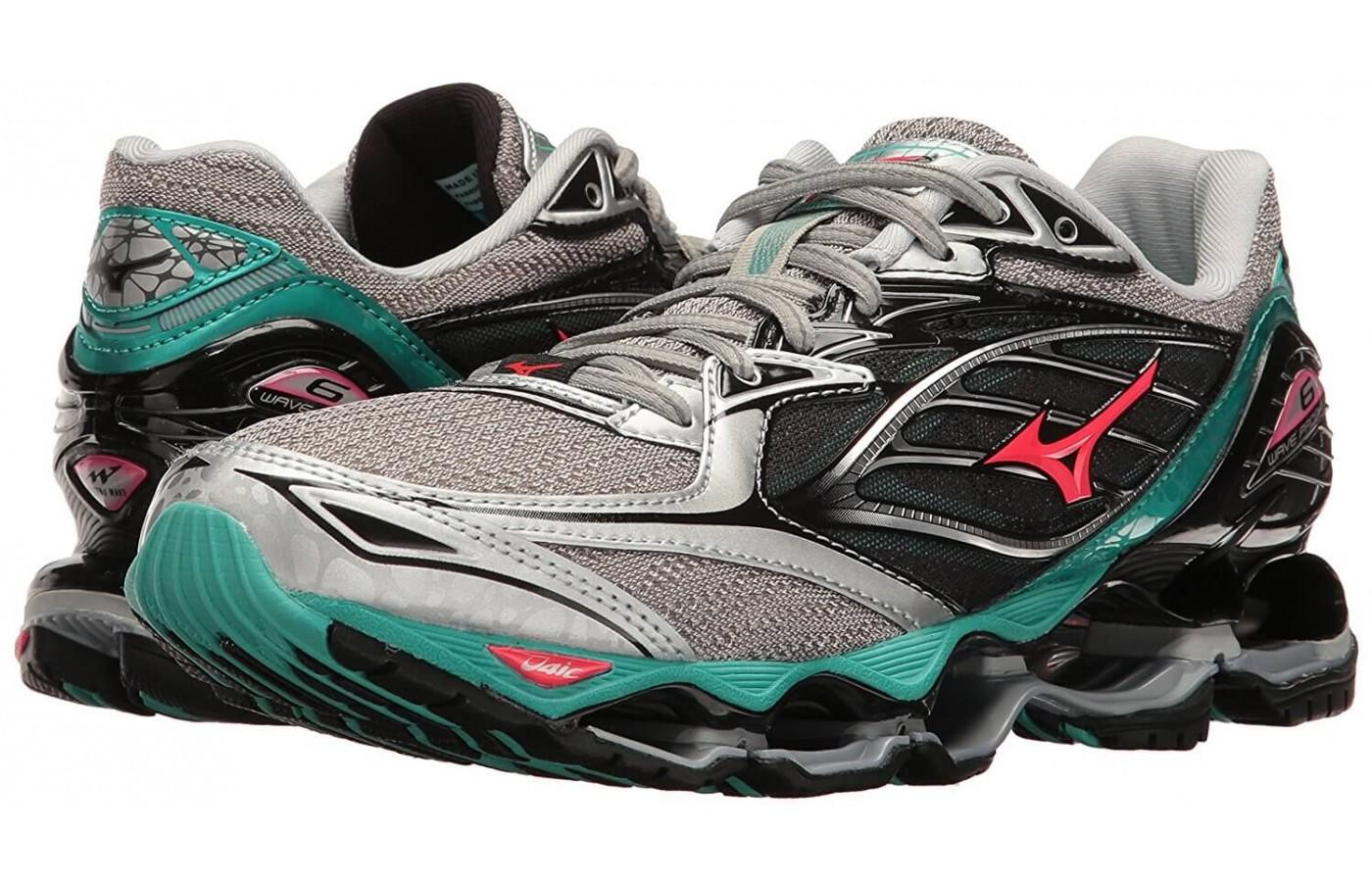 The Mizuno Wave Prophecy 6 is a neutral daily trainer.