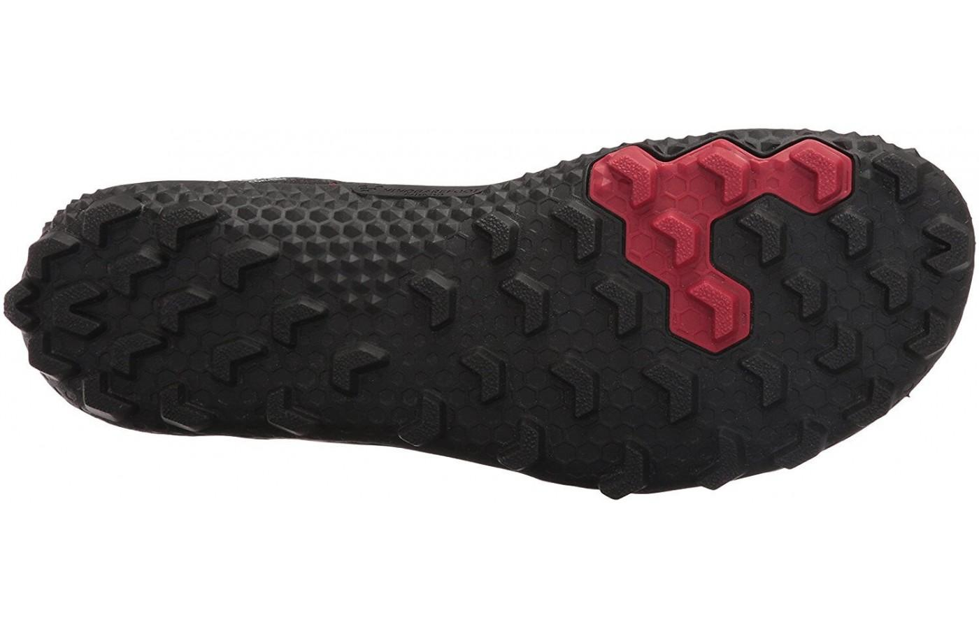 The outsole uses Vivobarefoot's Pro 5 which is a puncture proof rubber.