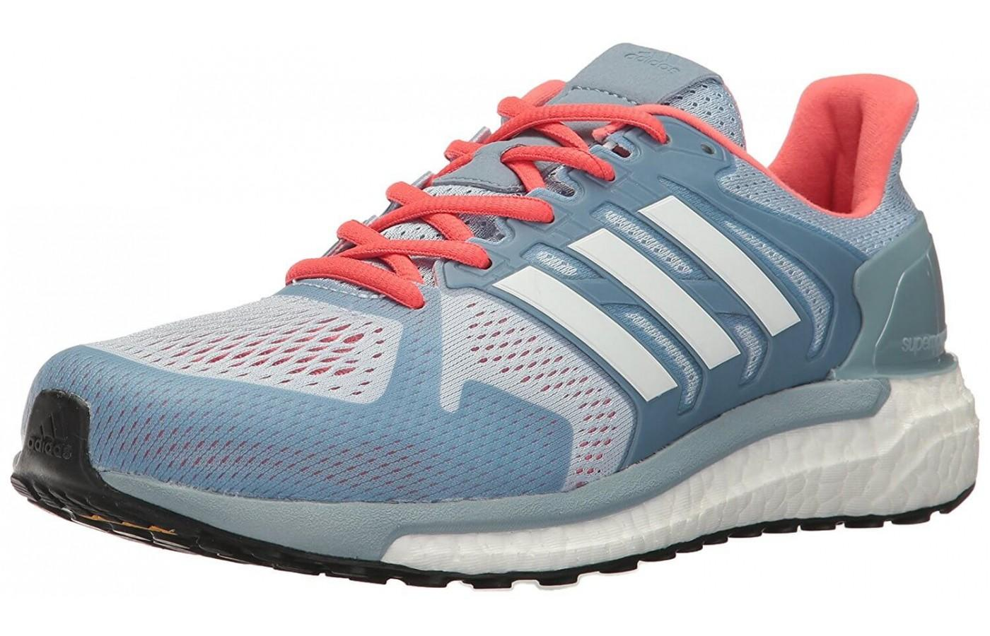 The Adidas Supernova ST is a stability shoe that represents a redesign of the Sequence 9