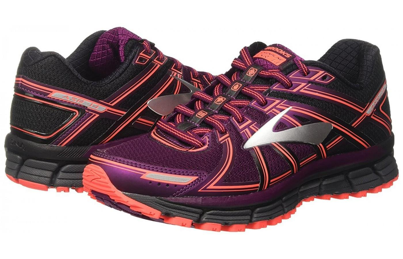 At the time of release, the Adrenaline ASR 14 only come in one color for men and women