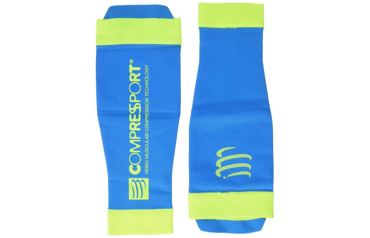 The Compresssport Calf Sleeves are made with tear-proof material