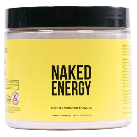 6. Naked Energy Pure