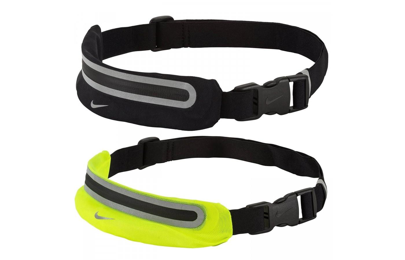 The Nike Lean Waist Pack is easy to put on and adjust