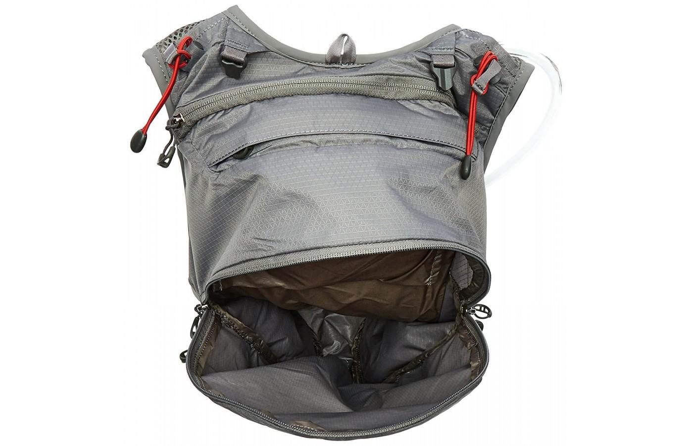 The Osprey Duro 15 has plenty of pockets to organize all of your gear