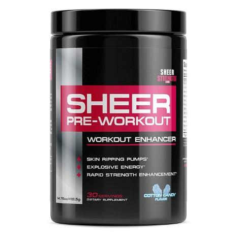 7. Sheer Strength Labs