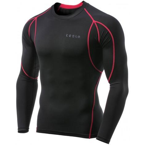 Tesla Base Layer Long Sleeve Compression Shirt