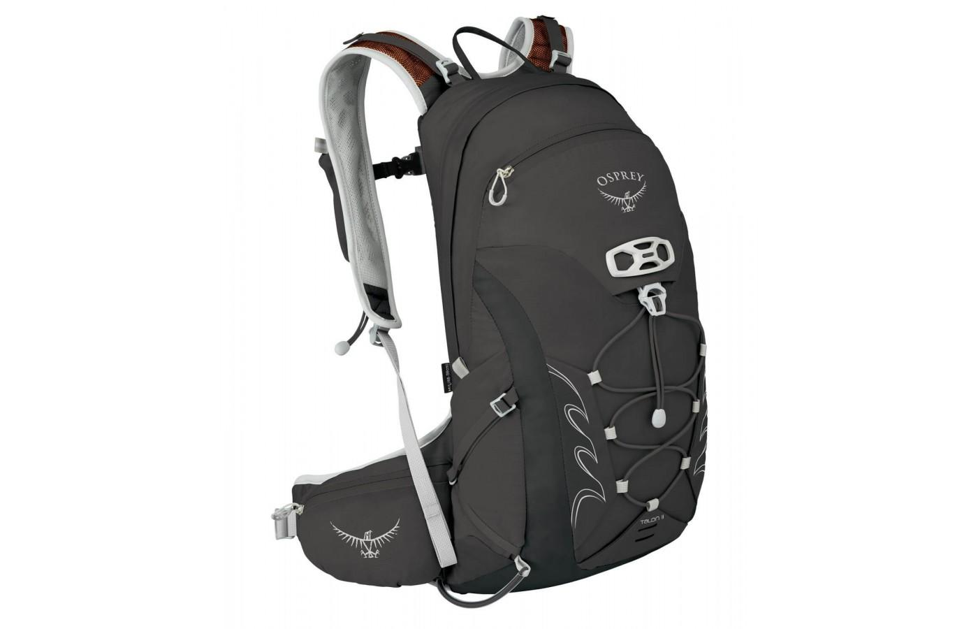 This product features multiple easy to access pockets.