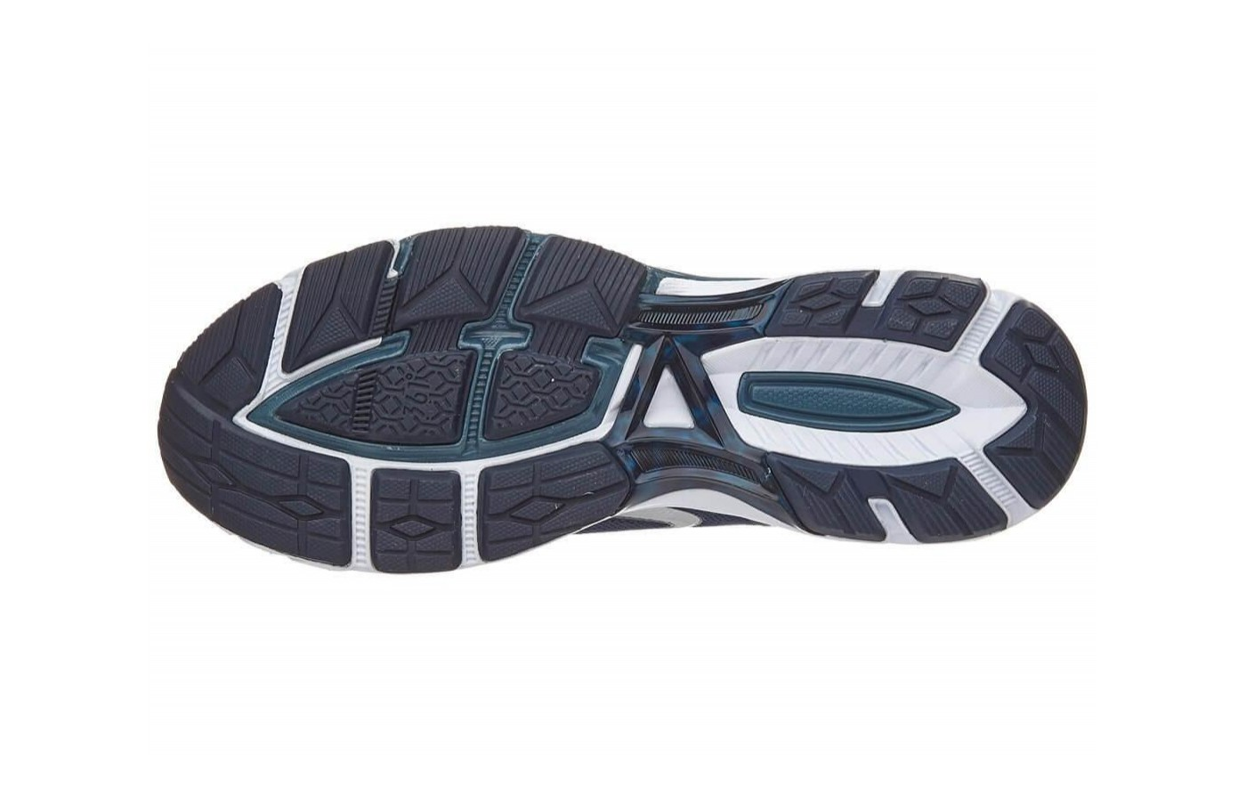 The 361 Spire 2 has a blown rubber outsole
