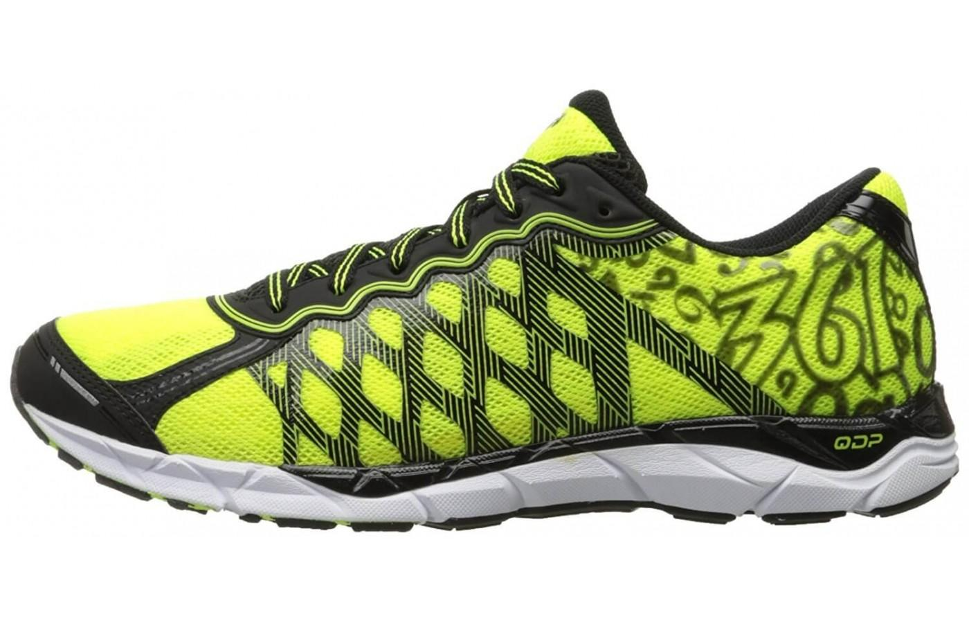 The unconventional design of the 361 KGM2 is likely to polarize most runners.
