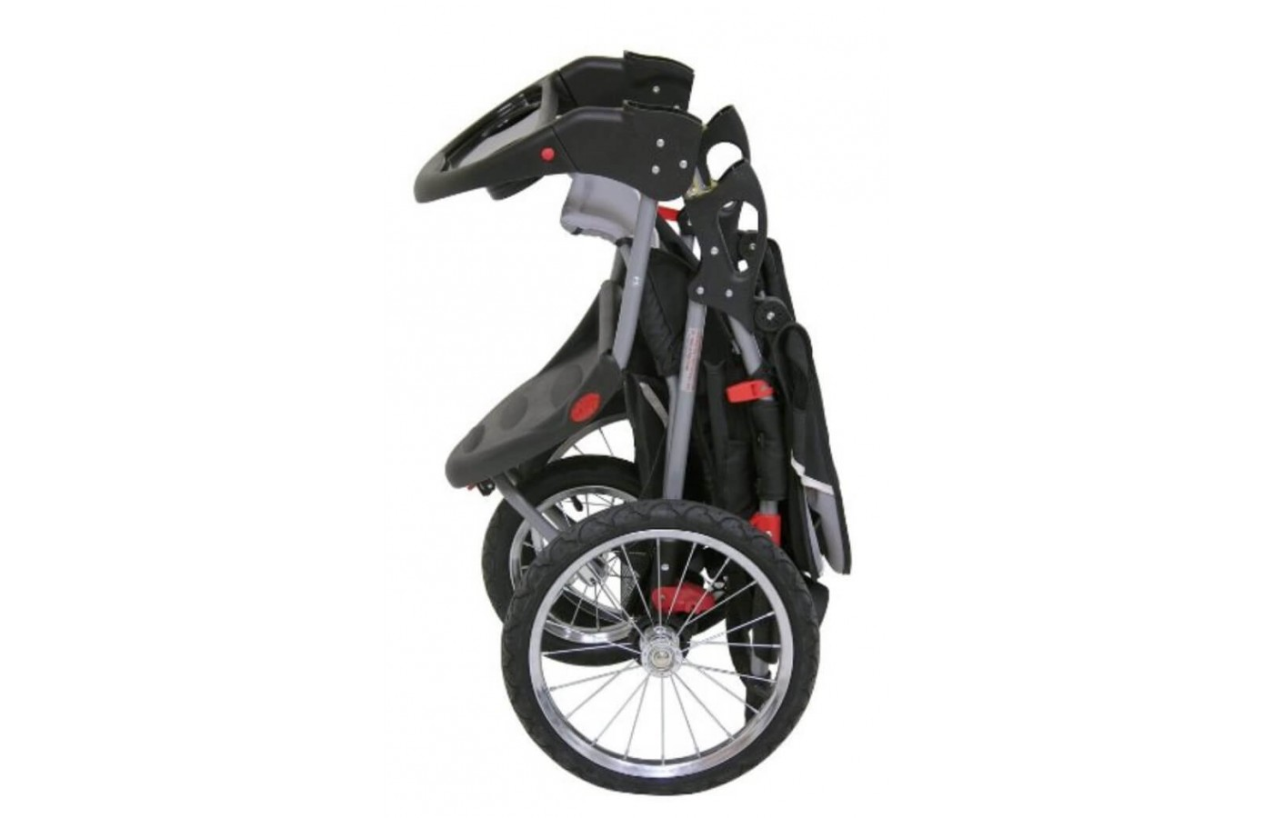 Baby Trend Expedition Jogger Stroller folded