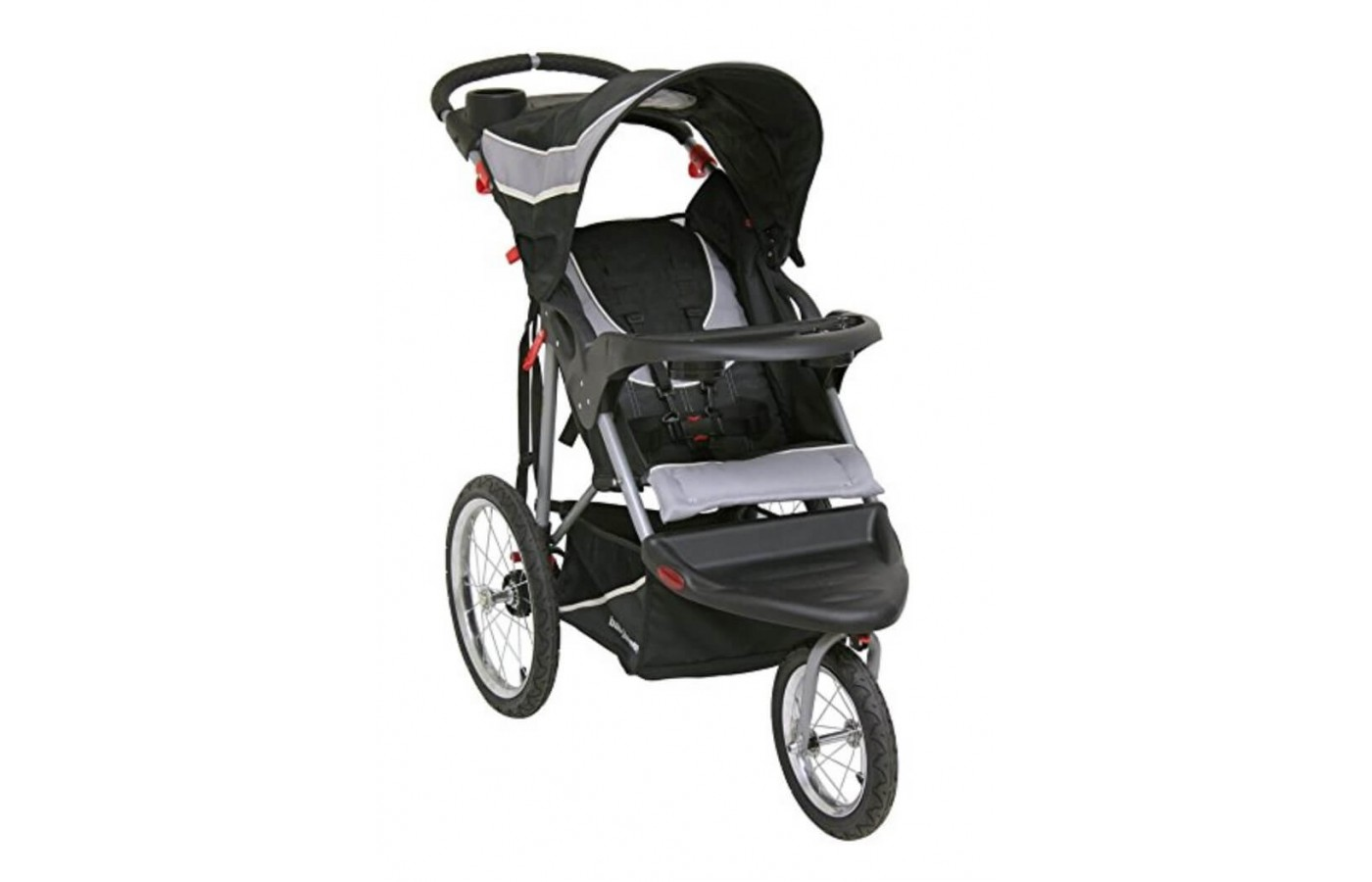 Baby Trend Expedition Jogger Stroller front