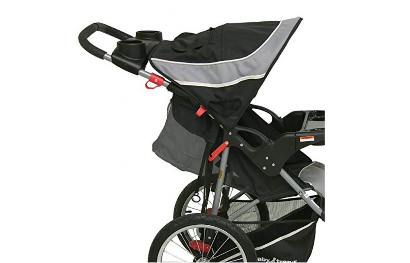 Baby Trend Expedition Jogger Stroller side