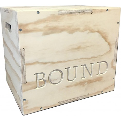 4. Bound 3-in-1 Wood Plyo Box