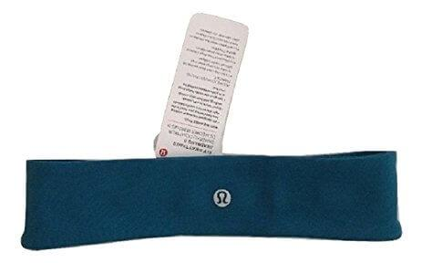 10.  Lululemon Fly Away Tamer Headband Wide Band