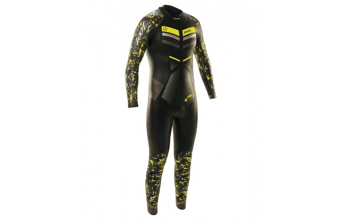 Mens Front View Zoot Wikiwiki wetsuit