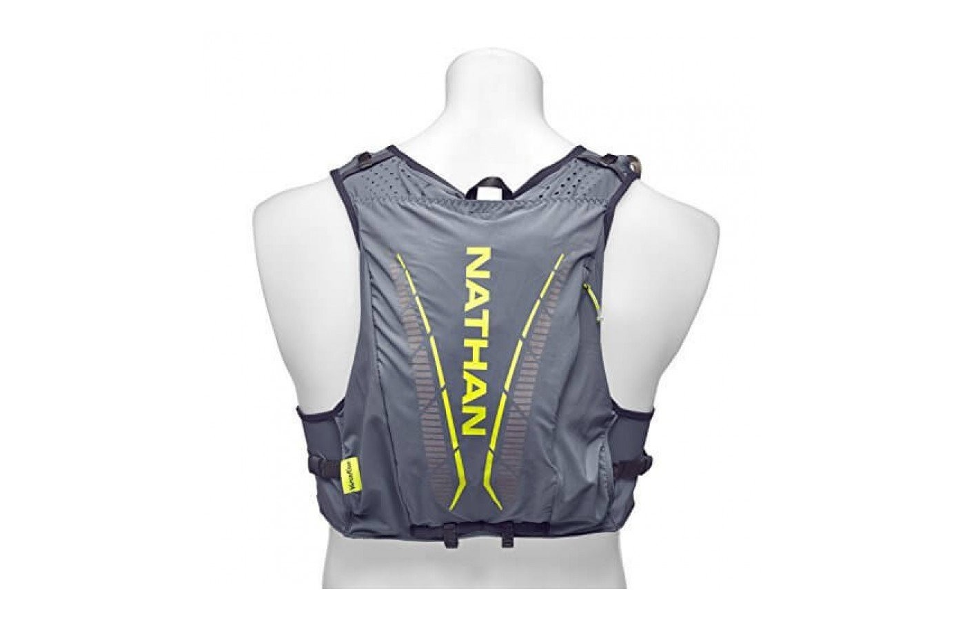 Nathan Vaporkrar Hydration Pack Vest Section Behind