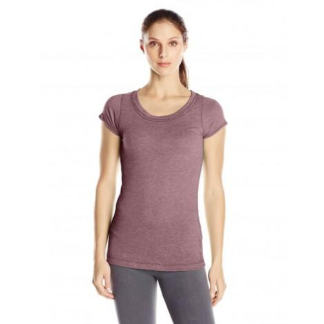 3. Women's Recycled Tri-Blend Short Sleeve Tee