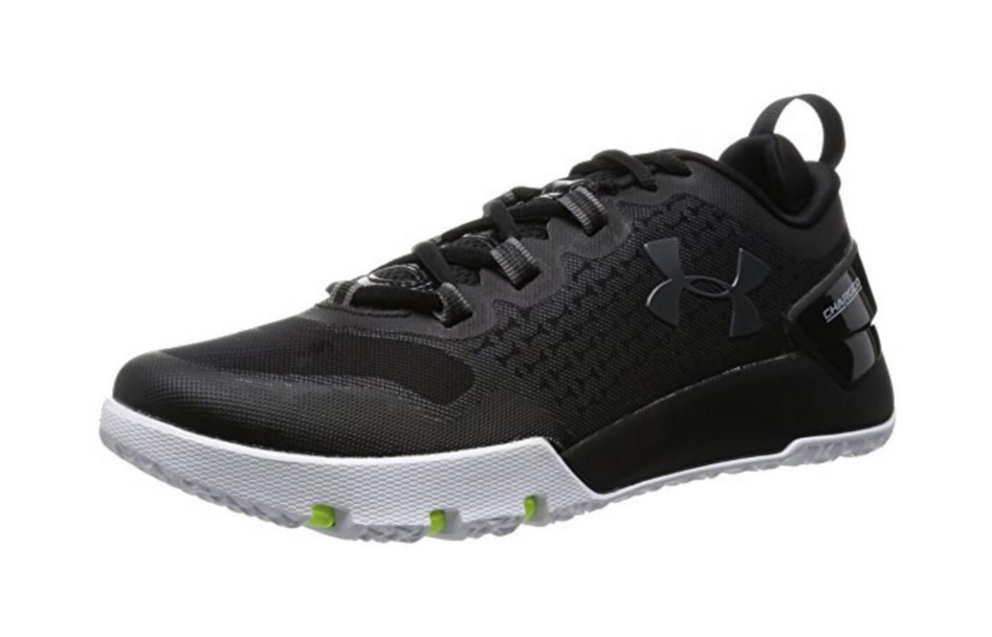 Under Armour Charged Ultimate upper left