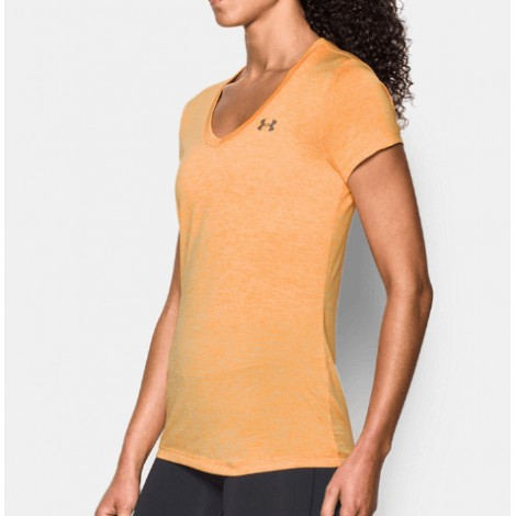 2. Under Armour Twist Tech V-Neck