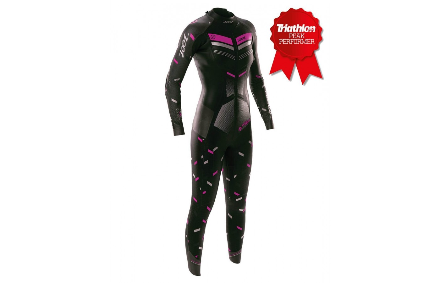 Womens Front View Zoot Wikiwiki wetsuit