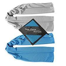 11.  Your Choice Cooling Towel