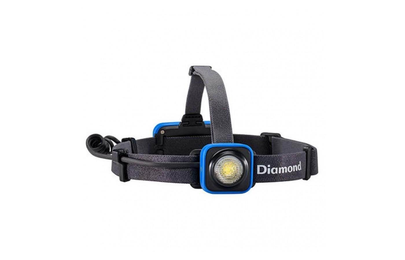 The Black Diamond Sprinter is a simple easy headlamp with an urban running specific scope