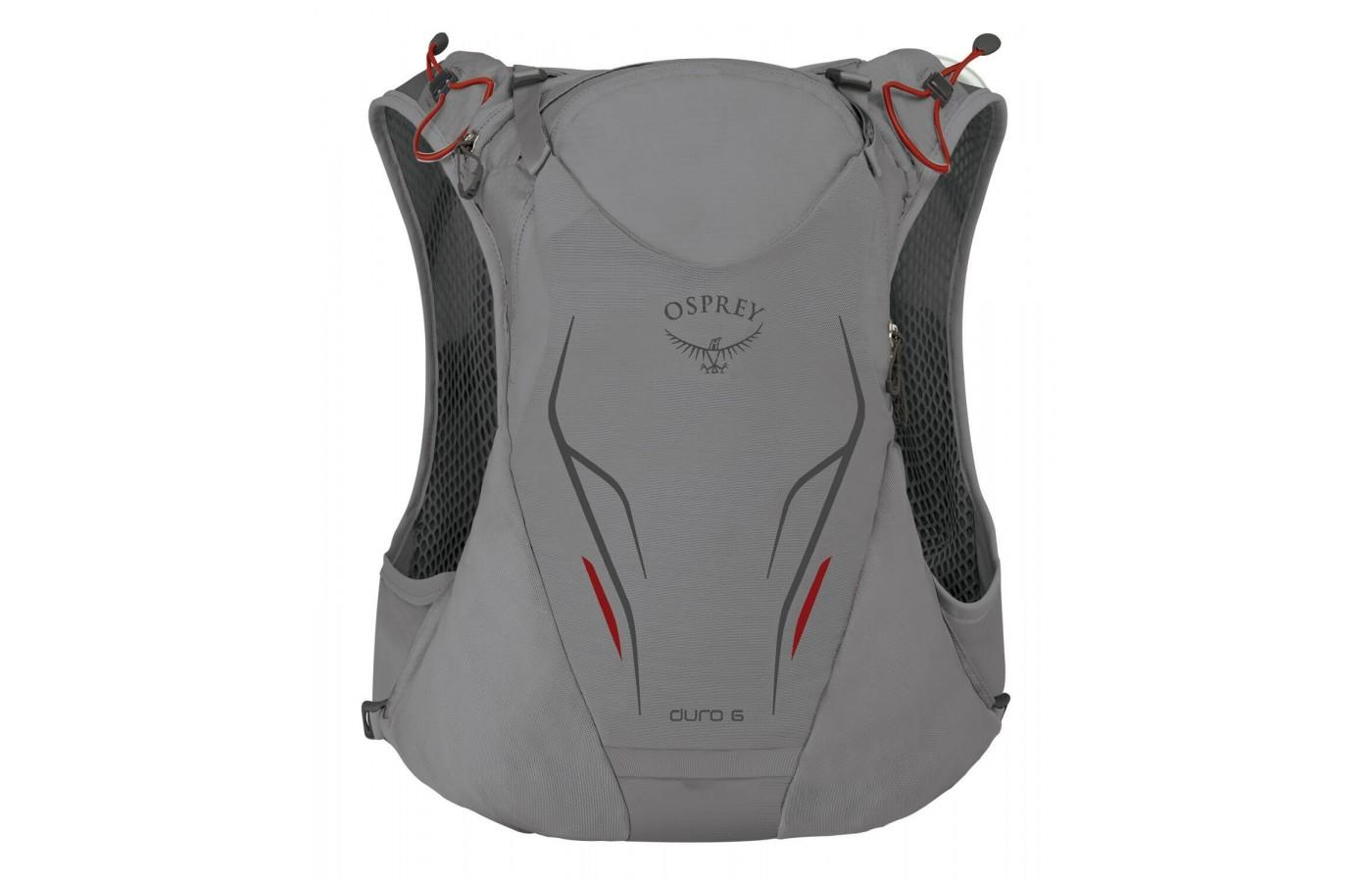 This vest features 7 external pockets to hold all of your necessary items.