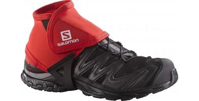 Salomon Low Trail Gaiters are great for helping you run better.