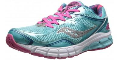 Saucony Lancer is a high quality running shoe for active runners.