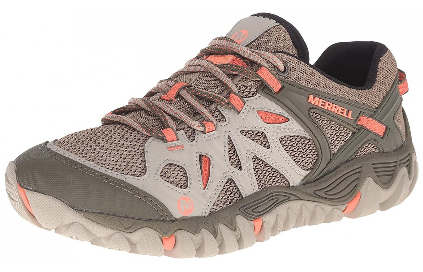 Merrell All Out Blaze Aero Sport is a quality trail running shoe