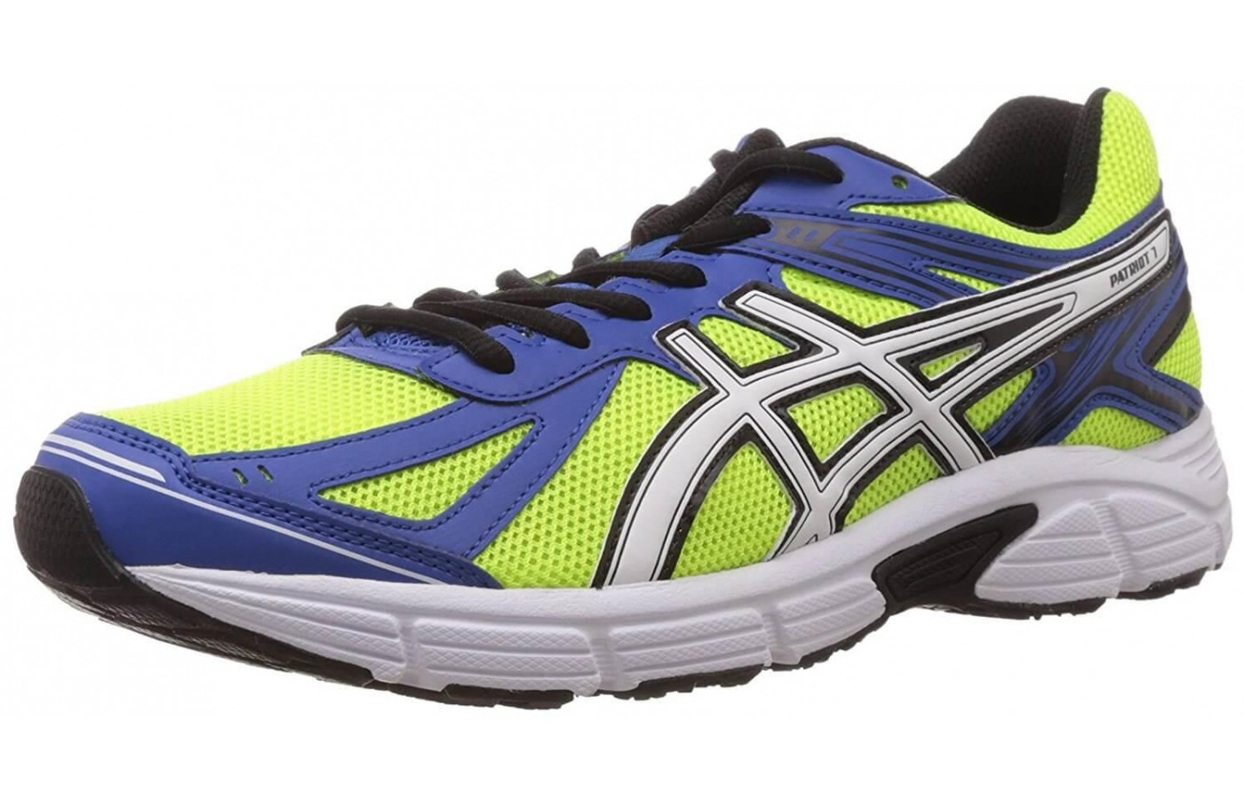Asics Gel Patriot 7. This is a stability shoe ...
