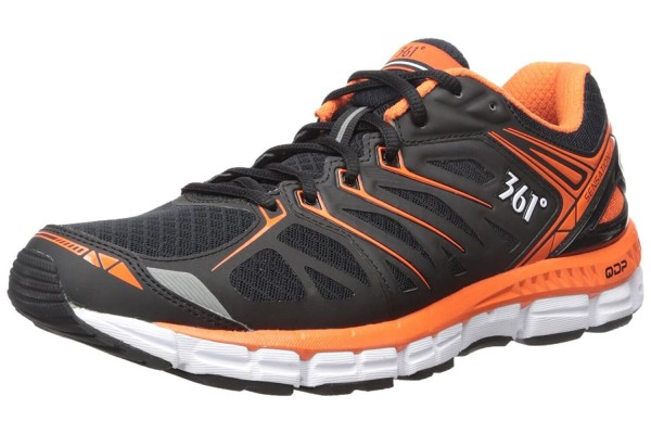361 Sensation is an all around stability shoe.
