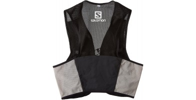 Salomon S-Lab Sense 2 Vest is a hydration vest for racing runners.