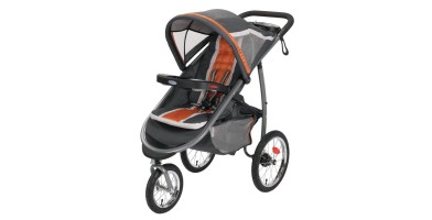Graco FastAction Fold Jogger Click Connect Stroller is a great running stroller.