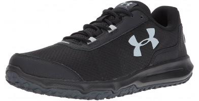Under Armour Toccoa is a stability trainer for active individuals.