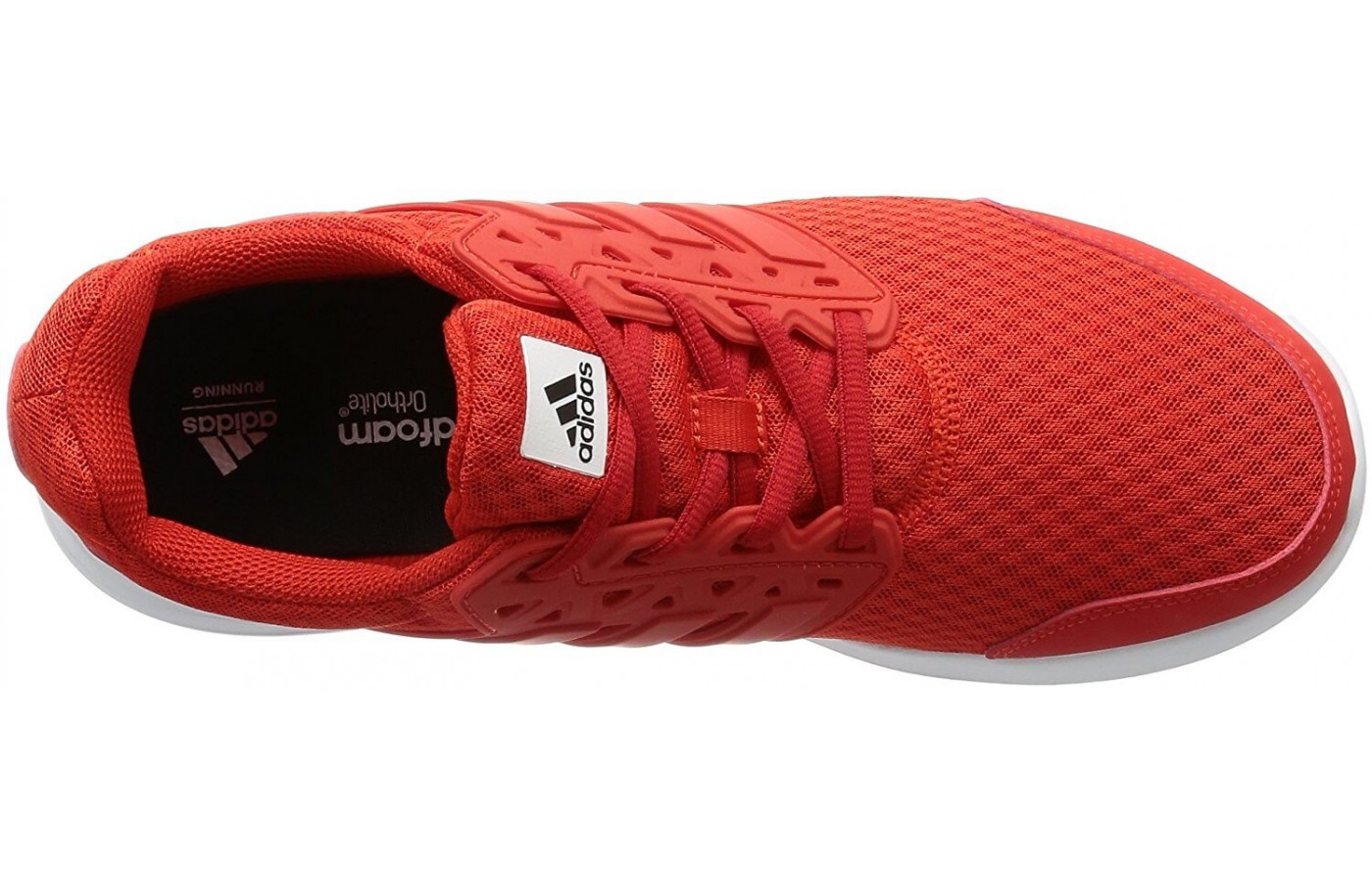 The Adidas Galaxy 3 has an OrthoLite sockliner