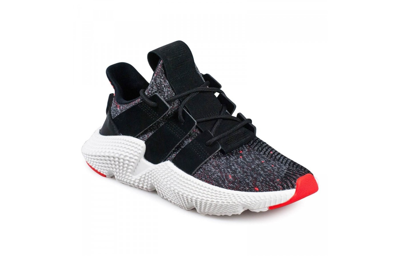 The Adidas Prophere includes an Ortholite sockliner