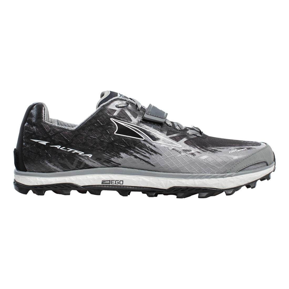The Altra King Mt 1.5 features Altra EGO cushioning