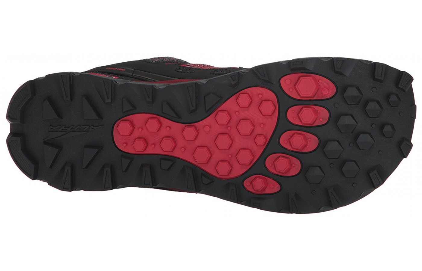 The Altra Lone Peak 3.5 has a StoneGuard rock plate