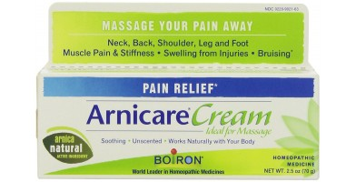 In depth review of 10 best arthritis creams