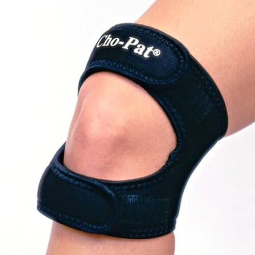 10.  Cho-Pat Dual Action Knee Strap