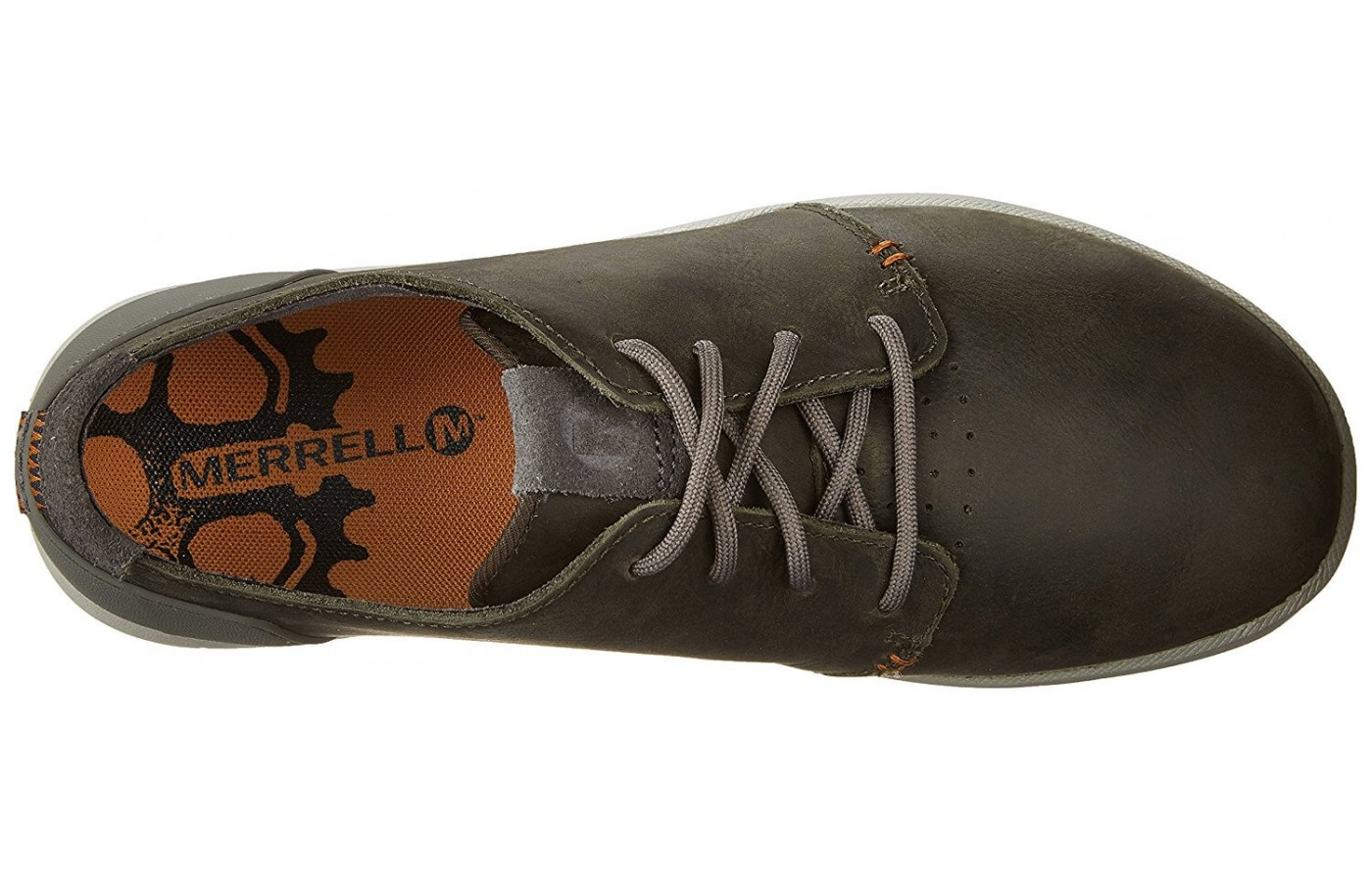 The Merrell Freewheel Lace has an EVA liner