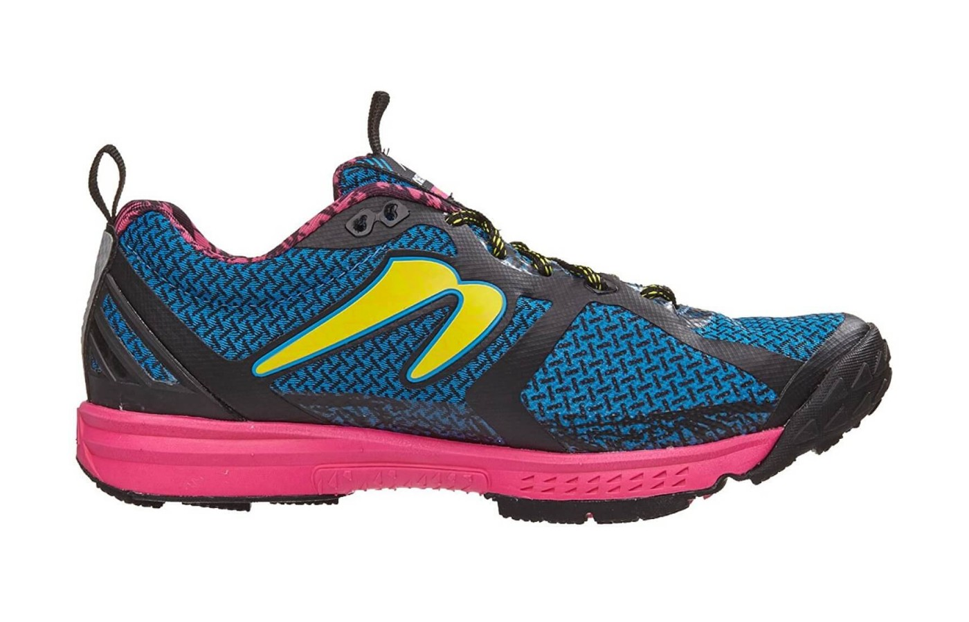 The Newton BoCo AT 3 midsole contains EVA foam cushioning