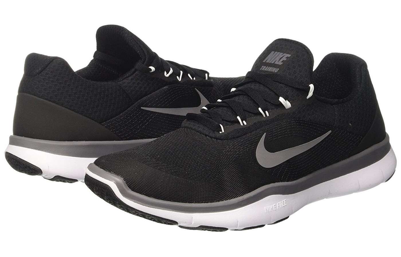 The Nike Free Trainer V7 has a 5mm drop