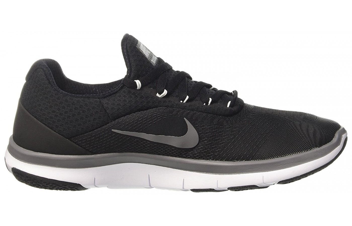 The Nike Free Trainer V7 features a minimalist design