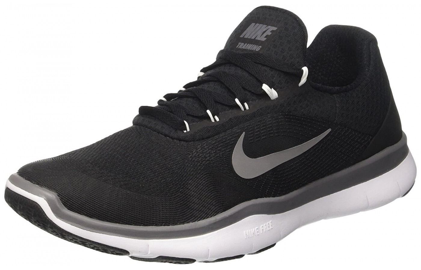 The Nike Free Trainer V7 has a lightweight mesh upper