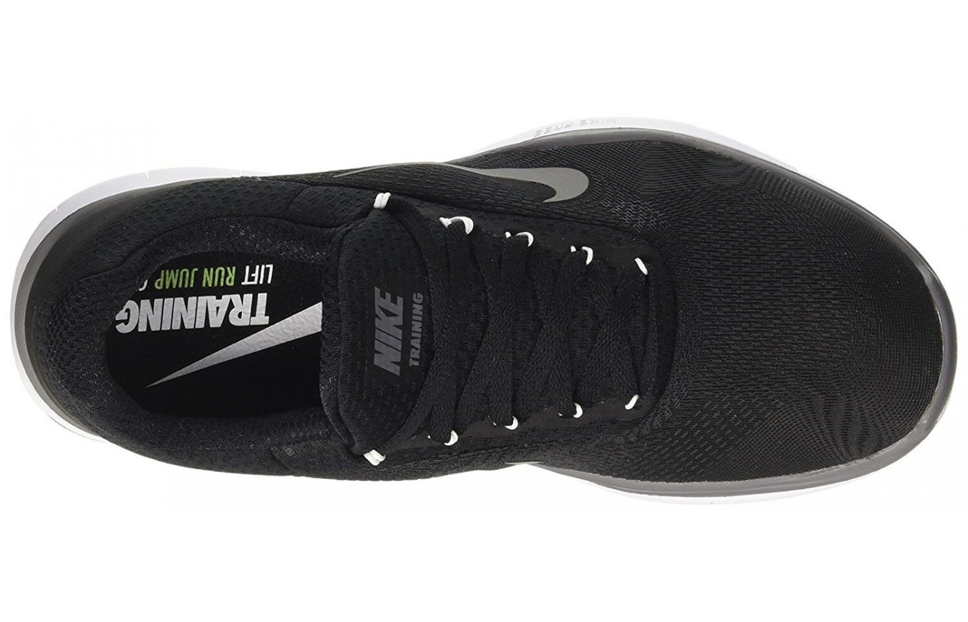 The Nike Free Trainer V7 features Flywire technology